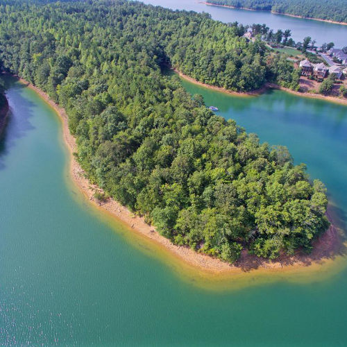 Smith Lake AL Waterfront Lots and Land for Sale