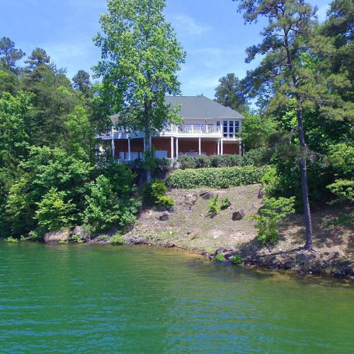 Smith Lake Waterfront Homes for Sale